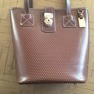 RARE Vintage Dooney & Bourke Little Bucket Bag VGC